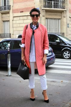 Garance Dore - one of my favorite of her looks!