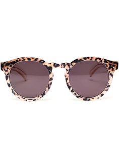 ILLESTEVA 'Leonard' Acetate Sunglasses