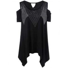 Tops para mujer Women's Tops  Caracteristicas Del Producto: - Material: Rayon,Spandex - Clothing Length: Long - Sleeve Length: Short - Collar: Scoop