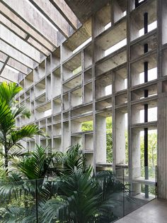 Visions of an Industrial Age // A Concrete House Finds a Home in the Tropics | Habitus Living
