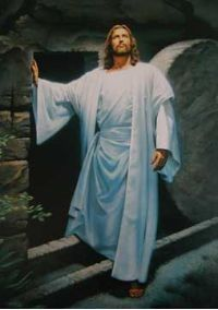 Praise be to the God and Father of our Lord Jesus Christ! In his great mercy he has given us new birth into a living hope through the resurrection of Jesus Christ from the dead. Images Du Christ, Images Bible, Pictures Of Christ, Lds Pictures, Bible Photos, Funny Pictures, Religious Pictures, Hilarious Photos, Time Pictures