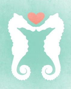 Seahorse heart