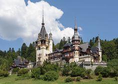 Château de Pelès Roumanie
