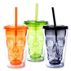 skull chiller - halloween accessories - now Spooky House, Skull Decor, Skull Art, Halloween Accessories, Skull And Bones, Cool Gadgets, Kitchen Gadgets, Kitchen Stuff, Decoration