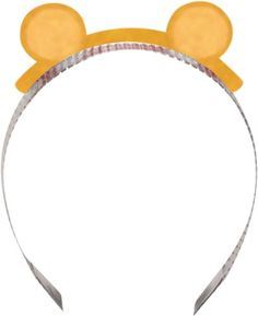 Amazon.com: Creative Converting Bears First Birthday Party Headbands,8 Count (Yellow): Toys & Games