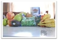 Stage 1 Baby Food: Apples, Carrots, Oatmeal, Pears, and Peas | Also Known As...the Wife