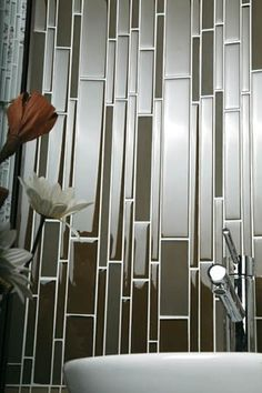 Glass Mosaics from Imperial Tile
