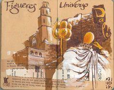 Figueres, Girona, Universo Dalí.