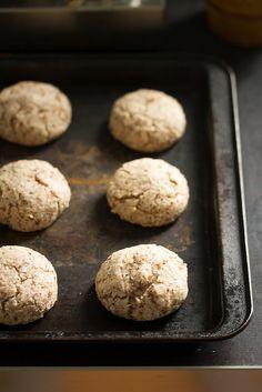 soft amaretto cookies amaretti morbidi chewy amaretti cookies crumb a ...