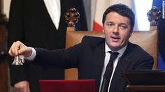 Matteo Renzi e` italiano.