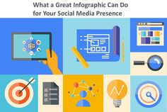What a Great Infographic Can Do for Your Social Media Presence - #Infographic #SocialMedia