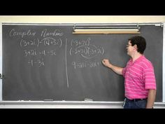 Complex (imaginary) Numbers Part 1 - YouTube