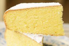 Soft Heaven Cake or Torta Paradiso http://therealitalianfood.com/torta-paradiso/