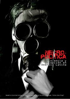Title: Necro-Politica Artist: Julio Broca Housed by Colorado State University Libraries