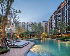 Mori Haus Condominium by Sansiri | Wison Tungthunya & W Workspace