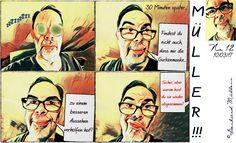 https://www.facebook.com/ComicMueller Müller - Der Comic - Nr. 12 *  Witze und Sprüche