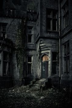 Beyond the Walls: Abandoned and Obsolete Asylums