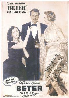 Anuncio de #Beter de los años 60, #vintage