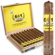 601 La Bomba Napalm Cigar Review http://stogiedeals.com/cigar-review-601-la-bomba-napalm/