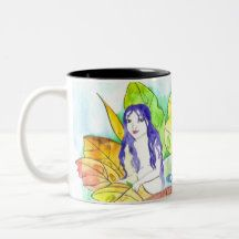 Waterdrop Mermaid Two-Tone Coffee Mug Coffee Is Life, Coffee Love, Coffee Break, Coffee Cups, Water Fairy, Mermaid Mugs, Mermaid Tale, Green Palette, Fall Weather