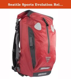 Seattle Sports Company Evolution Reign Backpack: Charcoal