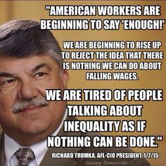 Yet he endorsed HRC over Bernie...the best friend labor ever had !