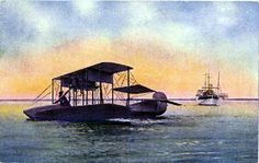 Copyright_Free_Images_WWI_Weapons_Allied_Seaplane_Colored