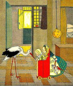 Maud & Mishka Petersham