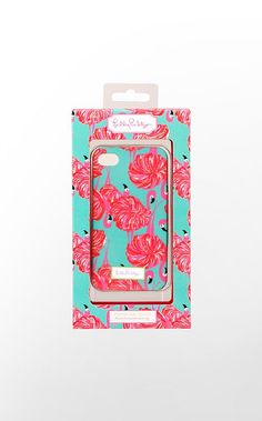 Because every Florida girl needs a Lilly flamingo case for her iPhone. Which is precisely why I bought one for myself! :)