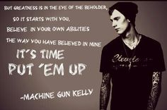 Mgk quote