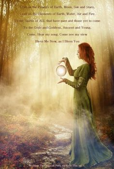 Pagan Magick ...Oneness