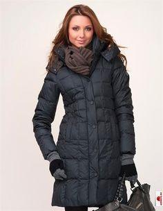 Пальто женские стеганые