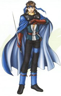 Character Types, Character Art, Suikoden, Video Game Art, Pretty Art, Final Fantasy, Saga, Destiny, Joseph