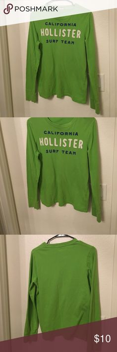 Hollister Long Sleeve Men Shirt S Good condition Hollister Shirts Tees - Long Sleeve
