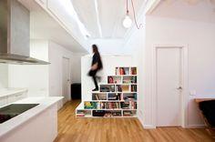 Abitare un mini open space - Articolo di AtCasa.it