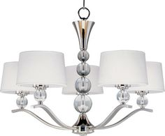 CanadaLightingExperts | Rondo - Five Light Chandelier