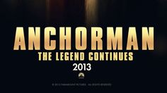 Movie Teaser: Anchorman 2 (Video)