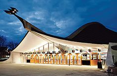 How Eero Saarinen Made Modernism Sexy - TIME (February 1, 2010)