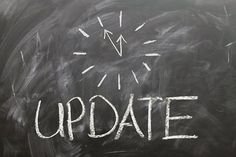 Update, Upgrade, Renew, Improve