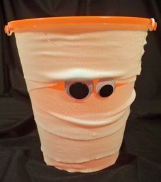 Hungry Halloween: Halloween craft