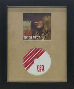 Taylor Swift Memorabilia In: Custom Framing - Custom Framing Examples Red Taylor, Custom Framing, Taylor Swift, Picture Frames, Pictures, Portrait Frames, Photos, Picture Frame, Frames