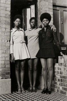 Neil Kenlock 1970, The Bailey Sisters