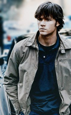 Jared Padalecki when he still had good looking hair!