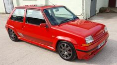 Renault 5 Gt Turbo, Alpine Renault, Automobile, The Good Old Days, Classic Cars, Vehicles, Random, Ebay, Style