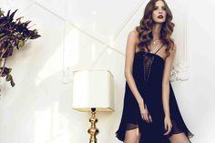 Strapless Dress, Cherry, Hair, Dresses, Fashion, Strapless Gown, Vestidos, Moda, Fashion Styles