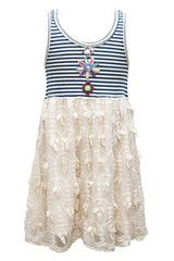 summer dress for girls - Hannah Banana