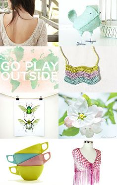 Go play outside!  --Pinned with TreasuryPin.com