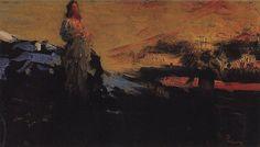 Follow me, Satan!, 1891, Ilya Repin