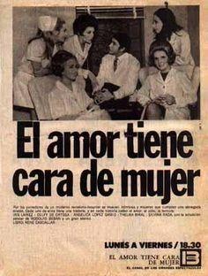 Argentina Retro: 1964 - El amor tiene cara de mujer