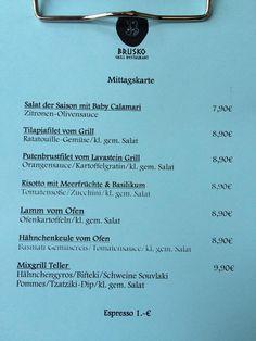 Und diese Woche gibt es mittags:    Brusko griechisches Grill Restaurant   www.brusko.de #Mittagslunch #Businessluch #Mittagsmenu #Pause #Brusko #griechischesRestaurant #Muenchen #Schwabing #Leopoldstrasse #Grieche #Restaurant #Eventlocation #griechisches #Grill